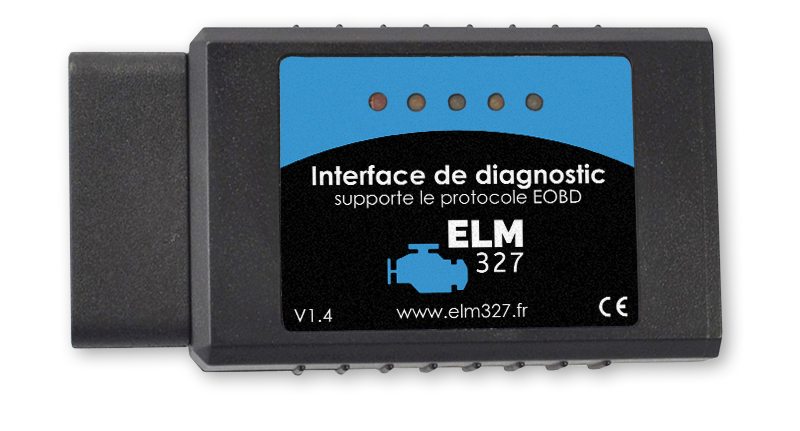 Interface ELM327